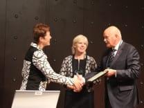 OSJ Award - Camp Kerry - Dr. Heather Mohan
