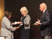 OSJ Award - Mission Hospice Society - Nathalie Millar