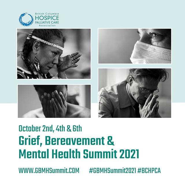 Grief, Bereavement & Mental Health Summit 2021