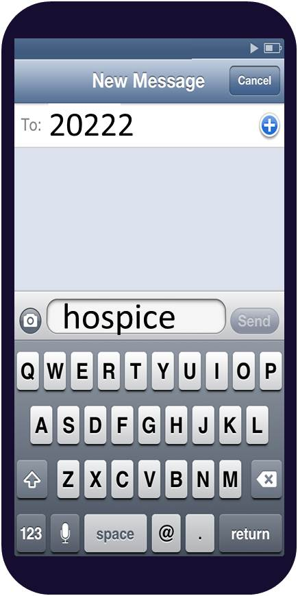 Text to Donate Phone